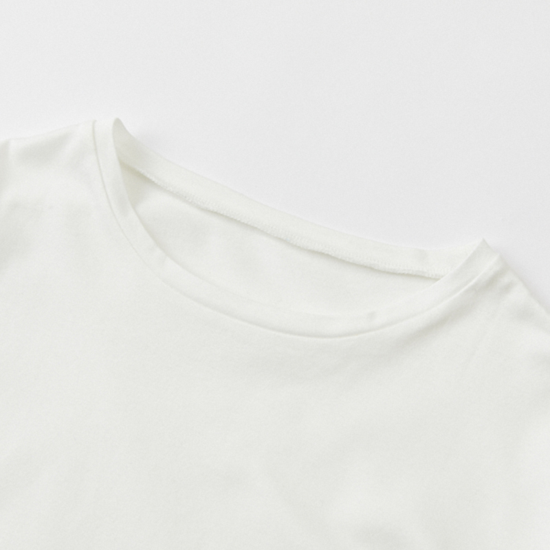 コットンハーフスリーブTシャツ-画像_02