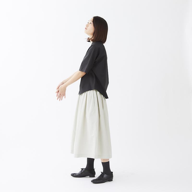 コットンリネンギャザースカート-画像_01